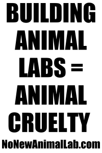 BUILDING ANIMAL LABS